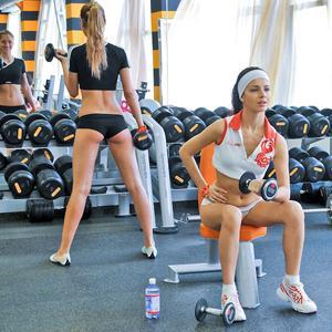 Фитнес-клубы Азнакаево