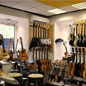 Музыкальные магазины Азнакаево