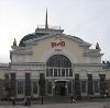 Железнодорожные вокзалы в Азнакаево