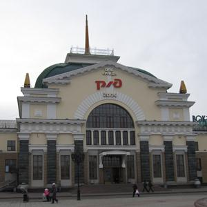 Железнодорожные вокзалы Азнакаево