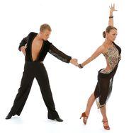 Школа социальных танцев Alfa Dance - иконка «танцы» в Азнакаево
